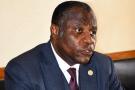 James Mouangue Kobila, président de la Commission des droits de l'homme au Cameroun.