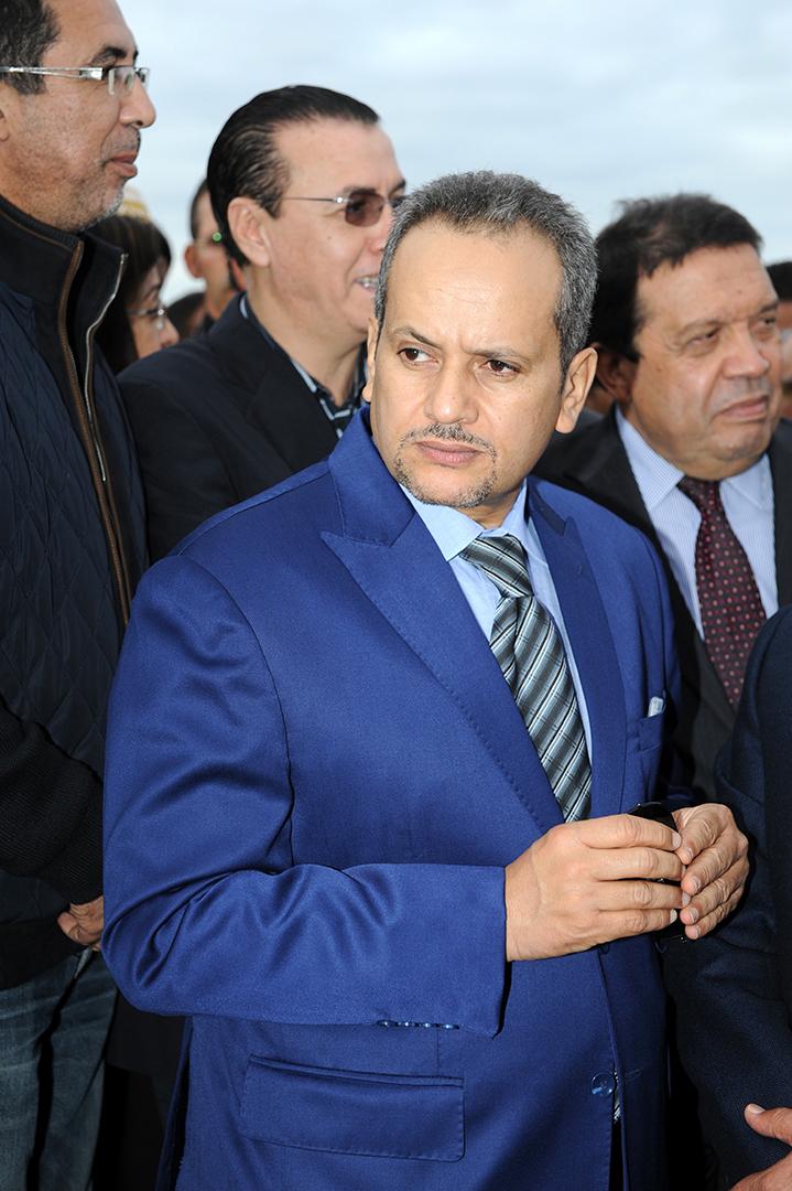 Mohammed Yacine Mansouri, directeur général des études et de la documentation.