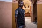 Mahamadi Ilboudo, le conservateur du musée de la Musique de Ouagadougou, le 17 février 2021.