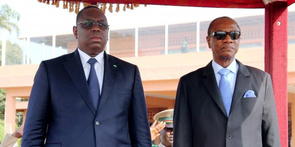 Guinée-Sénégal : pourquoi rien ne va plus entre Alpha Condé et Macky Sall –  Jeune Afrique