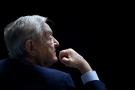 Le milliardaire américain George Soros.