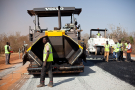 Rénovation de la route nationale reliant Ouagadougou à Bobo-Dioulasso.
