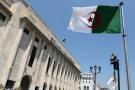 Le siège de l'Assemblée populaire nationale (APN) à Alger, le 26 mai 2012.