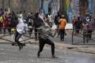 Des manifestants à Dakar, le 5 mars 2021.