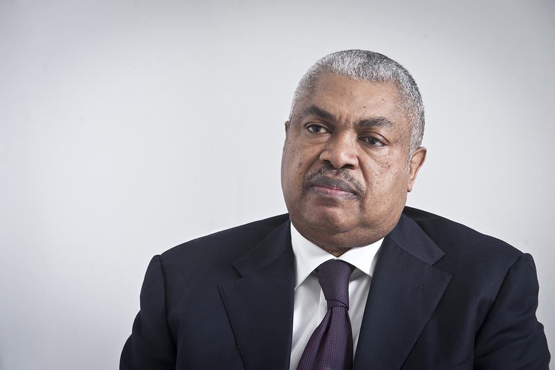 Samy Badibanga, à Paris, le 2 septembre 2019.