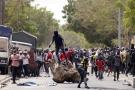Affrontements entre manifestants et forces de sécurité à Dakar, le 5 mars 2021