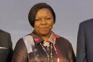 Bola Adesola, lors de l'Africa CEO Forum de Kigali en 2019.
