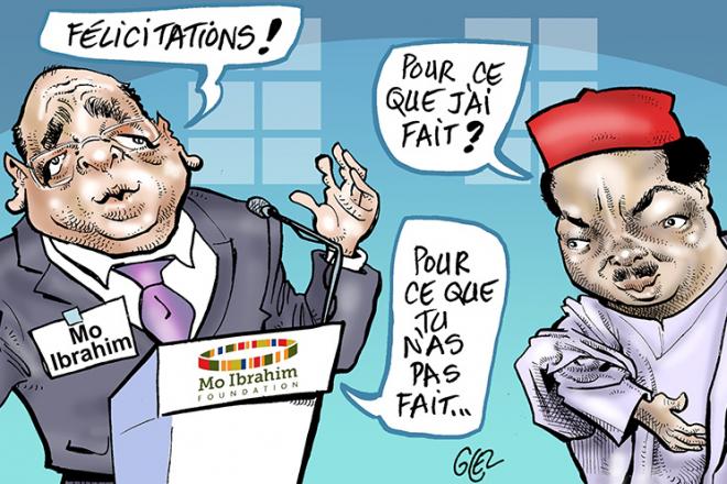 [Chronique] Prix Mo Ibrahim : Mahamadou Issoufou récompensé pour avoir respecté la loi