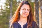 Najla Mangouch, nouvelle ministère libyenne des Affaires étrangères.