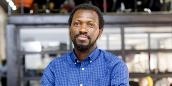 Le Nigérian Olugbenga Agboola, co-fondateur de Flutterwave