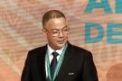 Fouzi Lejaâ, président de la FRMF (Fédération royale marocaine de football).