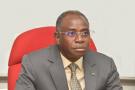 Clément Sawadogo, 60 ans, est ministre de l'Administration territoriale et de la Décentralisation.