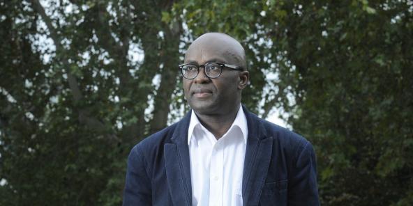 Achille Mbembe, ici à Paris, le 14 octobre 2013.