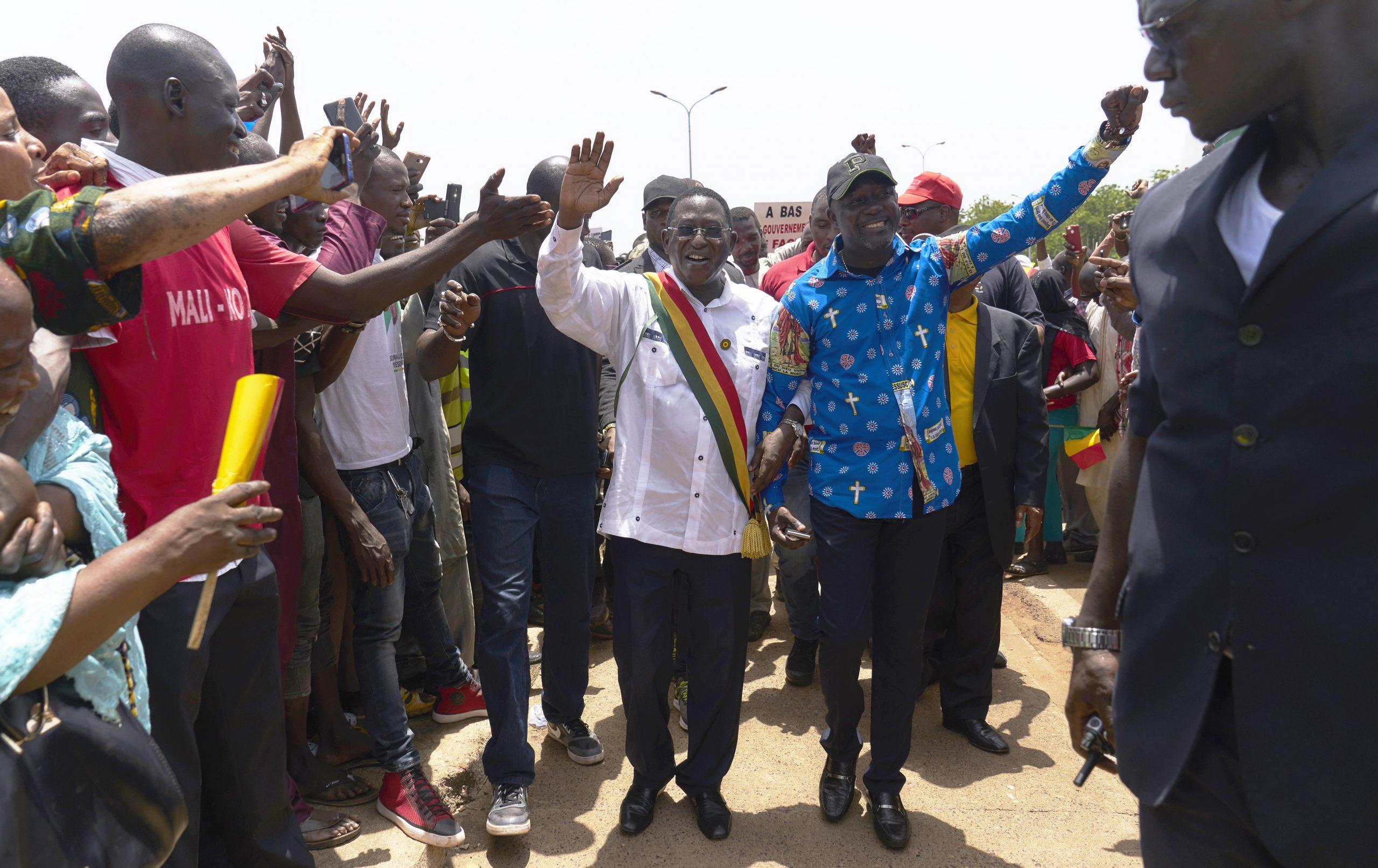 L'ancien chef de l'opposition malienne, Soumaïla Cissé, à Bamako, le 15 septembre 2018.