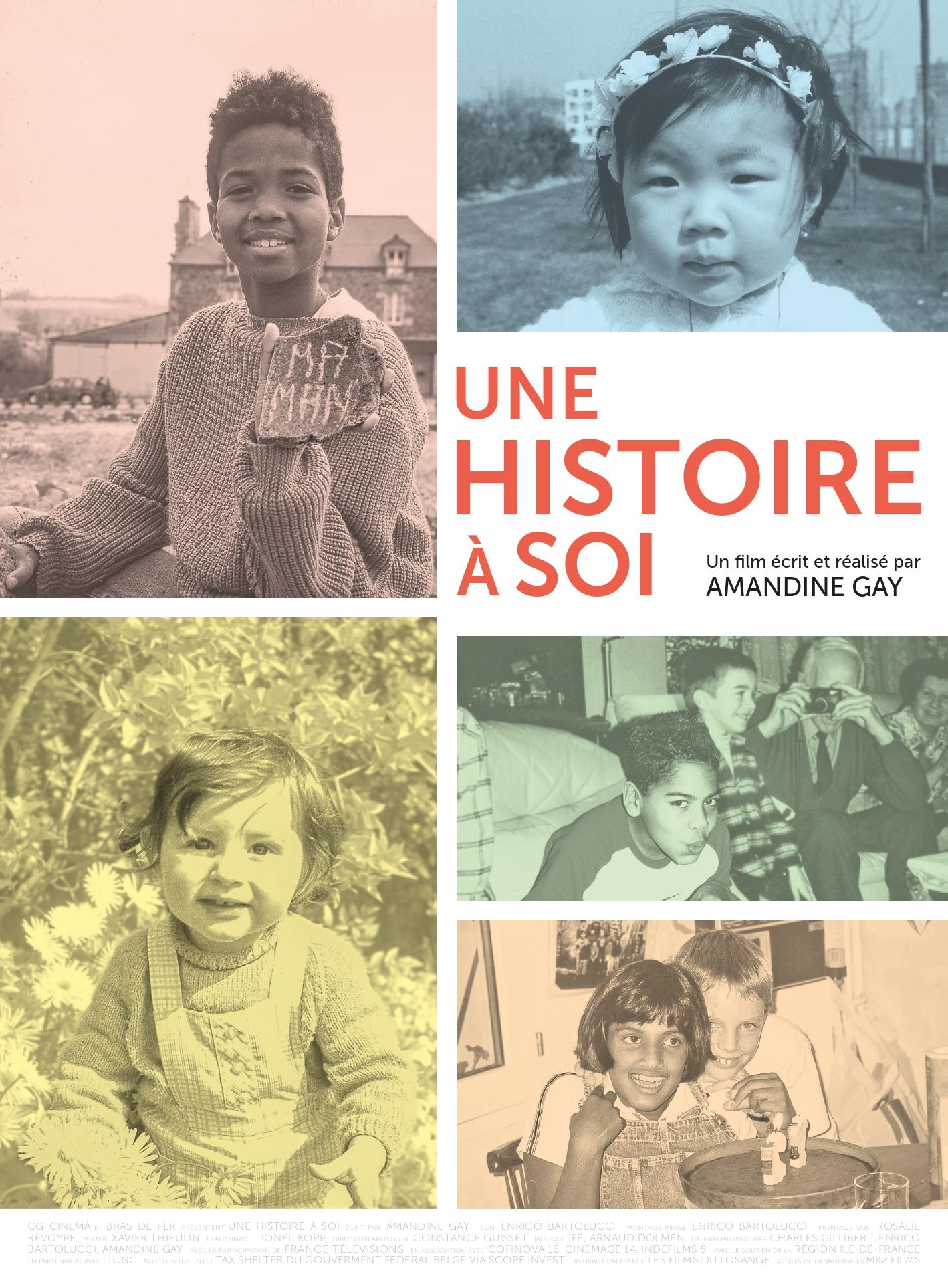 """""""Uma história sua"""", documentário de Amandine Gay"""