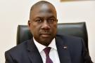 Adama Bictogo, à Abidjan en août 2015.