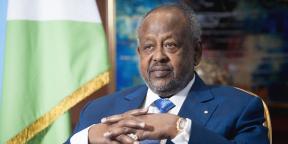 Le président de Djibouti, Ismaïl Omar Guelleh, briguait le 9 avril 2021 un cinquième mandat.