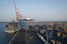 Terminal a conteneurs du port de Doraleh (Djibouti)