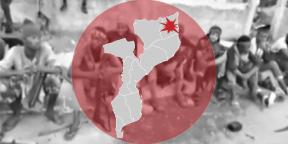 Le groupe jihadiste Al-Shabab, affilé à l'État islamique, a pris d'assaut le ville de Palma le 24 mars 2021.