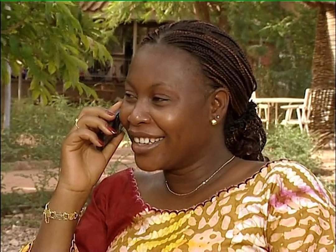 Aminata Diallo Glez dans « kadi jolie».
