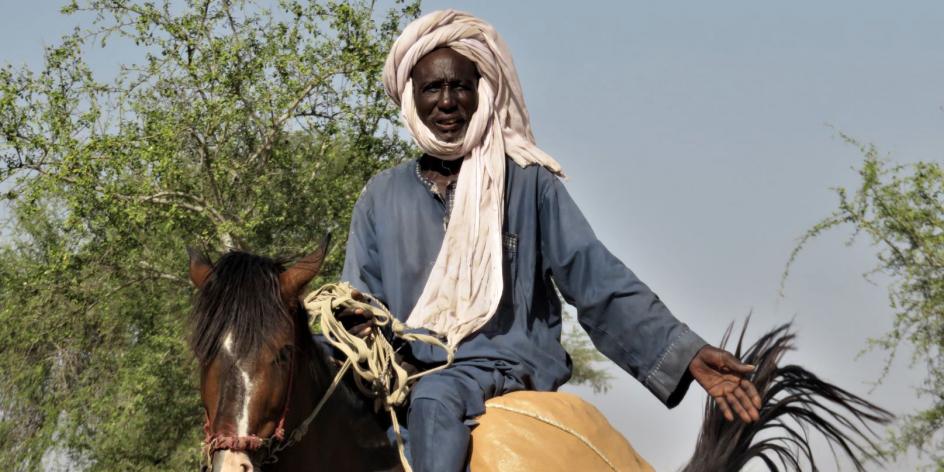 Mohamed Zen Terab, ancien chef de son clan de Missirié Rouge