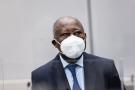 Laurent Gbagbo, à la CPI le 31 mars 2021.