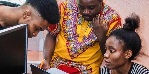 Une génération d'ingénieurs 4.0 voit le jour sur le continent.