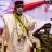 Le nouveau président du Niger, Mohamed Bazoum, lors de son investiture au Centre international de conférences de Niamey, le 2 avril 2021.