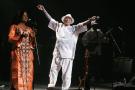 Salif Keita à l'Apollo Theater, le 9 avril 2011, à New York.