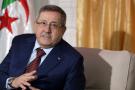 Abdelmoumen Ould Kaddour, l'ancien PDG de Sonatrach (ici à Tebessa, le 18 novembre 2018).
