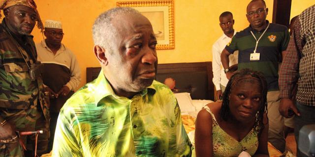 Secrets d'Histoire : le jour où Laurent Gbagbo a été arrêté