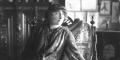 La poétesse et romancière française Valentine de Saint-Point s'est installée au Caire en 1924.