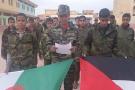 Dans une vidéo datée du 8 avril 2021, un adolescent, présenté comme le fils d'Addah Al-Bendir, annonce la mort du commandant de la gendarmerie du Polisario.