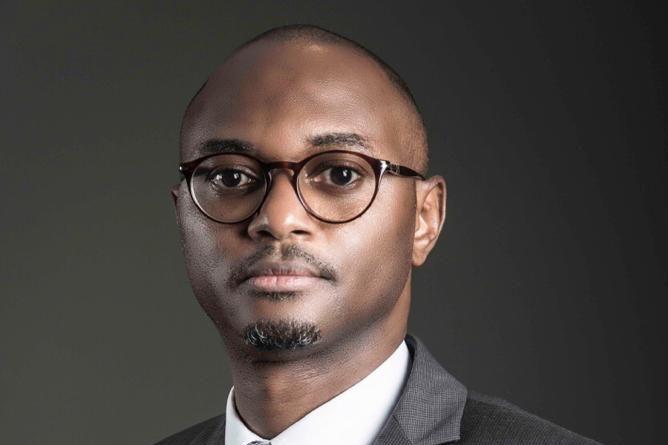Malick Ndiaye, responsable de la « zone Uemoa/ Europe Océan indien » à BGFI.