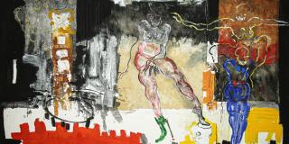 L'œuvre du peintre Dominique Zinkpé a obtenu une reconnaissance sur la scène internationale et sera présentée lors de l'exposition «Contemporarybenin».