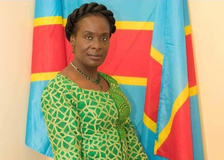 Adèle Kahinda hérite du ministère du Portefeuille