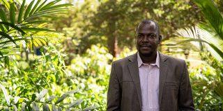 L'économiste Étienne Fakaba Sissoko, chercheur au Centre de recherche, d'analyses politiques, économiques et sociales (Crapes Mali), à Bamako.