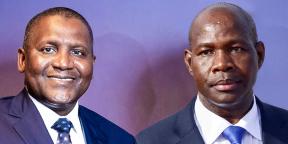 Le Nigérian Aliko Dangote est concurrencé par le challenger burkinabè Inoussa Kanazoé dans la capitale togolaise.