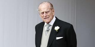 Le prince Philip en octobre 2018, au château de Windsor