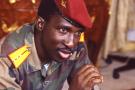Thomas Sankara, en 1986.