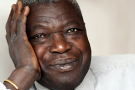 L'ancien secrétaire d'État français à l'intégration et à l'action humanitaire franco-togolais Kofi Yamgnane le 7novembre 2009 à Paris.