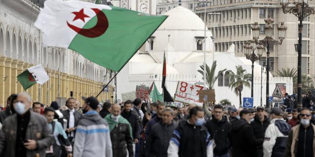 Algérie : forte mobilisation pour la libération des détenus d'opinion
