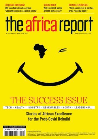 Edition n°115 de The Afrique Report (avril, mai, juin 2021)