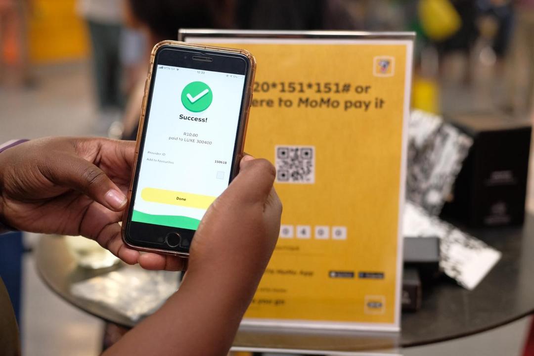 En 2020, environ 152 milliards de dollars ont été échangés via MoMo, la plateforme de mobile money de MTN.