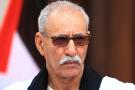 Brahim Ghali, le chef du Polisario.