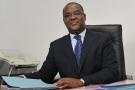 Edoh Kossi Amenounve, directeur général de la BRVM.