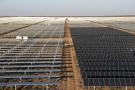 Centrale solaire SunPower de Total à Prieska, en Afrique du Sud.