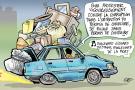 En Côte d'Ivoire, depuis le 26 avril, ce sont les gendarmes qui font passer le permis de conduire.