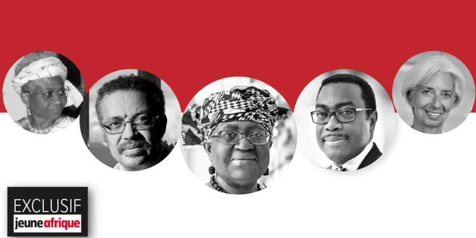 Ngozi Okonjo-Iweala et ses fidèles.