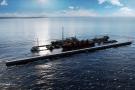 Le projet Grand Tortue Ahmeyim LNG, exploité par BP. Development© BP